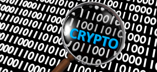 Cryptography logo