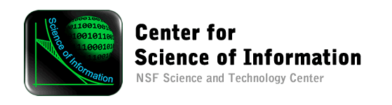 NSF Center for Science of Information